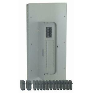 Ge 200 amp 20 space 40 circuit Flush surface Home Indoor Main breaker box Panel