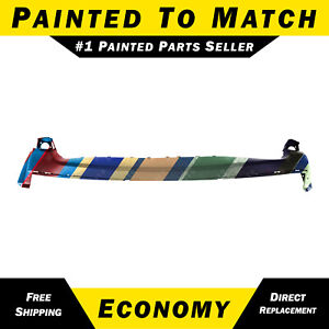 New Painted To Match Upper Front Bumper Cover For 2011 2017 Jeep Patriot Suv