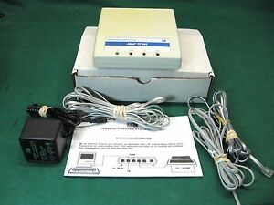 Asap Tf 555 Fax Modem Switch Power Supply Phone Lines Guranteed Item