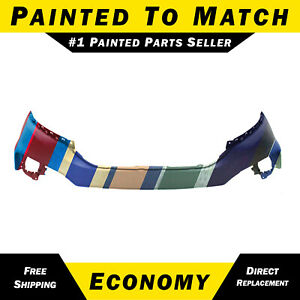 New Painted To Match Upper Front Bumper For 2013 2015 Honda Accord Crosstour