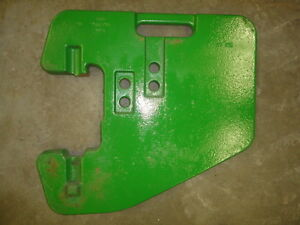 New Style John Deere Front End Weights 47 Kg Rr127764