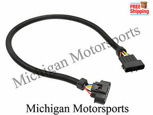 Fits Toyota Maf Mass Air Flow Sensor Extension Harness 24 Denso 5 Wire Pin