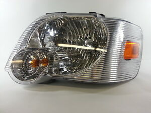 Ford Explorer 2006 2010 Lh Driver Side Headlight