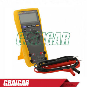 Digitalmultimeter Fluke 179c True Rms Multimeter With Backlight Temperature