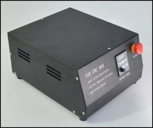 Cnc Controller Box 4 Axis Stepper Motor Driver 400w Bldc Spindle Driver Mach3
