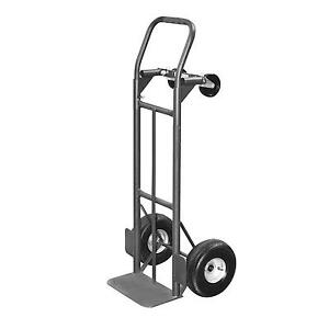 Milwaukee Dolly Hand Truck 800 Lb Capacity 2 Way Convertible Usa Made 30080