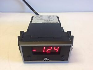 Guaranteed Red Lion Current Loop Digital Panel Meter Aplcl400 90 Day Warranty