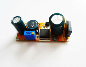 Ac Dc To Dc Buck Converter Step Down Module Power Supply Output 1 5v 27v
