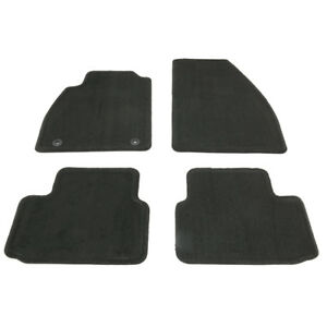Oem New Front Rear Carpet Floor Mats Black 2014 2016 Chevrolet Malibu 23492681