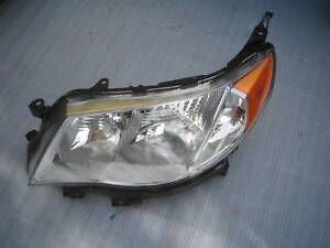 Subaru Forester Headlight Front Head Lamp 09 2010 Oem