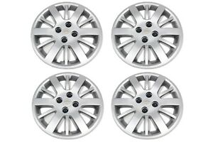 Oem New Wheel Hub Center Cap Cover 15 Silver Set 4 09 10 Cobalt 9598604