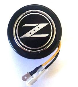 Universal Steering Wheel Horn Button For Jdm Nissan 300zx 350z 370z Fairladyz Z