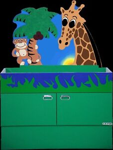 Jungle Infant Exam Table