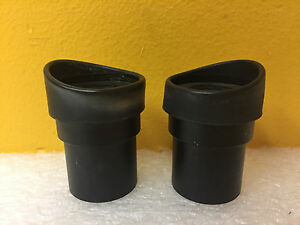 Nikon Cfwn15x 14 Pair Of 5x Magnification 14 Focal 16 7mm Eyepieces Tested