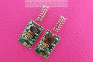 2 X Laser Diode Driver Circuit Board For 532nm Green Laser Pointer 3v 4 2v 390ma