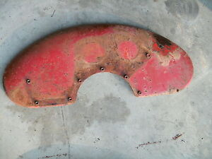 Farmall Super A Right Fender