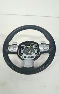 2008 Mini Cooper S R56 Leather Steering Wheel W Paddle Shifter Control