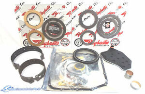 Ford 4r70w Transmission Basic Master Rebuild Kit 2004 2010 Intermediate Piston