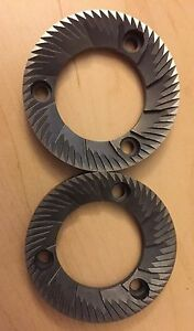 Thermoplan Cts2 Verismo 801 Mastrena Right Replacement Grinder Mill Burrs