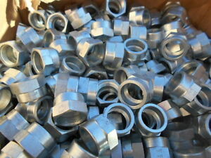 140 Pcs Parker C07n 12 07 Adapter crimp Nut
