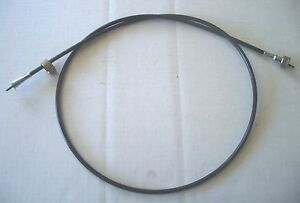 Jeep Willys Mb Ford Gpw Cj2a Cj3a Speedo Meter Cable Ass Y A1267 G503 Ww2