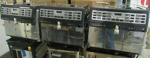 3 La Cimbali Dolcevita Super Automatic Espresso M52 Cappuccino Units For Parts