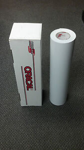 Oracal 651 1 Roll 24 x50yd 150ft White Gloss Sign Vinyl