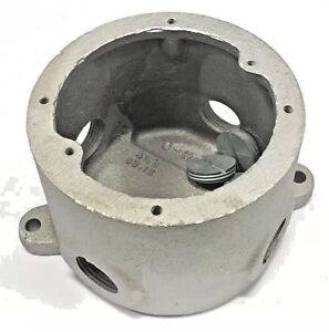 Crouse hinds Grfx339 3 1 8 Deep X type Outlet Box 1