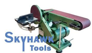 Cal Hawk Woodworking Belt Disc Sander 4