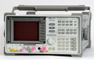 Hp Agilent 8593e Spectrum Analyzer 9 Ghz To 22 Ghz