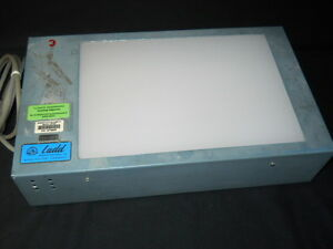Ladd Research Vintage 12 X 8 5 View Xray Light Box 115v 5a Model 81010