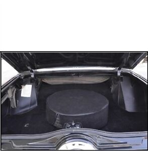 Trunk Carpet Spare Tire Cover For 1964 1966 Imperial