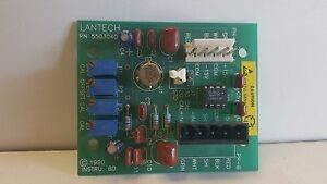 Guaranteed Good Used Lantech Load Cell Pc Board 55030401