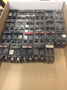 23 Piece Circuit Breaker Assortment Bryant Challenger Type Qp Hom More
