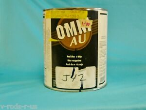 Ppg Paint Tint Omni Au M122 Shop Line J42 Red Shade Blue Mixing Base 1 Gal 2