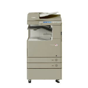 Canon Imagerunner Advance C2030 Tabloid Color Copier Printer Scanner 30ppm C2020