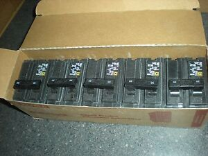 Square D Homeline Breakers Hom230 30a 2 p New 5pack 33