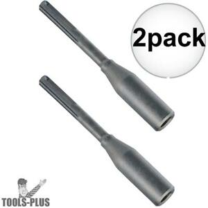 2pk 9 3 4 Sds max Ground Rod Driver Demolition Steel Milwaukee 48 62 4091 New