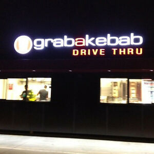 Custom made 3d Bright Led Shop Sign Letters Channel Letters Advertising Logotype