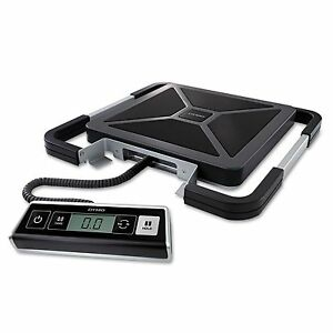 Dymo By Pelouze 1776112 S250 Portable Digital Usb Shipping Scale 250 Lb