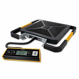 Dymo By Pelouze 1776113 S400 Portable Digital Usb Shipping Scale 400 Lb