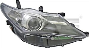 Headlight Front Lamp Fits Left Toyota Auris Corolla Hatchback Wagon 2012