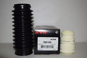 Suspension Strut Bellow Strut Boots Front Rear Kyb Sb105 Made In Usa