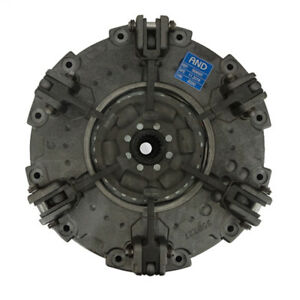 Pressure Plate Assembly 2 Discs For John Deere 5400 5200 5310 5510 5210 5210