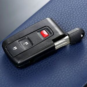 3buttons Car Keyless Lock Entry Remote Key Fob Shell Case For Toyota Prius 04 09