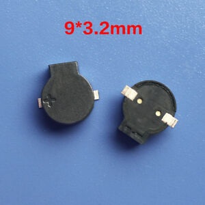 Side Sound Electromagnetic Type Smd Passive Buzzer 9x3 2 For Anti lost Device