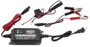 Bike Masters Battery Charger 1 5amp battery Tender float Charger