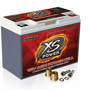 Xs Power S545 S Series 12v 800 Amp Agm Automotive Starting Battery With Termin