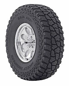 Mickey Thompson Baja Atz P3 Lt285 70r17 E 10pr Bsw 4 Tires