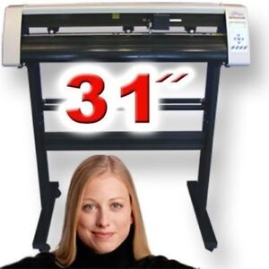 Great Starter Pkg Powerful Reliable Vinyl Cutter W software Vinly Sign Plotter